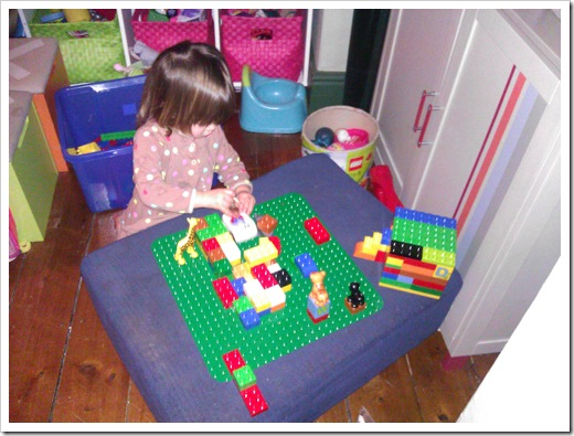 Don't girls love Lego already?