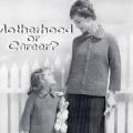 Motherhood versus Career