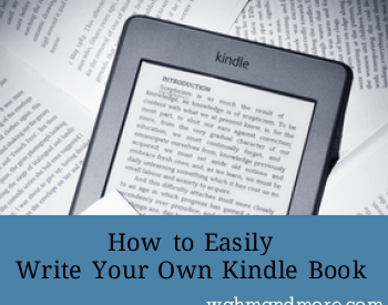writing-an-eBook-is-Easy