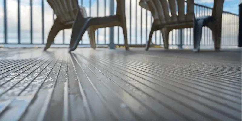understanding your options for deck