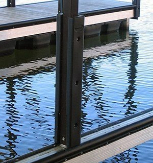 Wahoo Docks Hard Bumpers