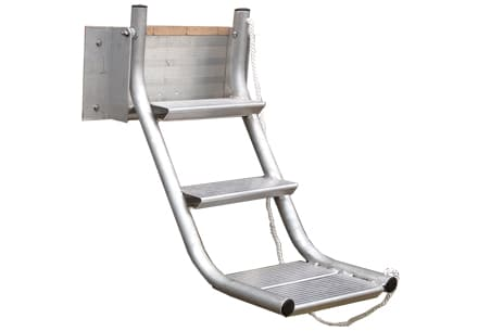 Wahoo Aluminum Docks Boat Dock Dog Ladder