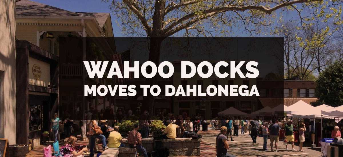 Aluminum Dock Manufacturer Wahoo Docks Moves Operations to Dahlonega