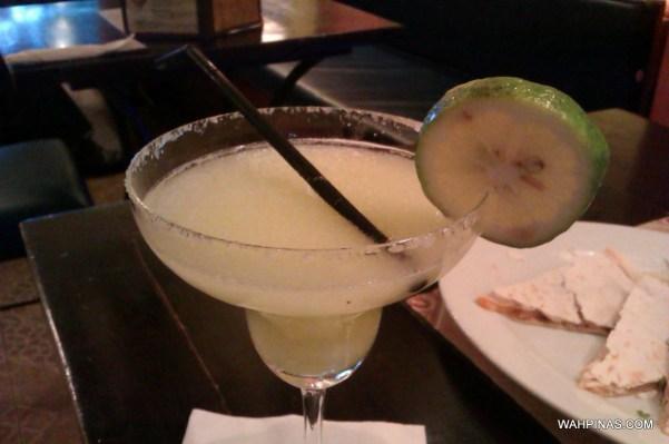 Bottomless Margarita