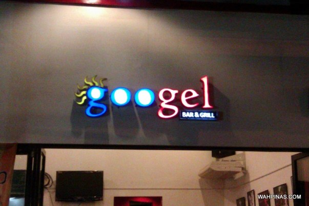 Googel Bar