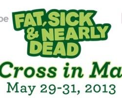 Joe Cross in manila on May 29-31, 2013