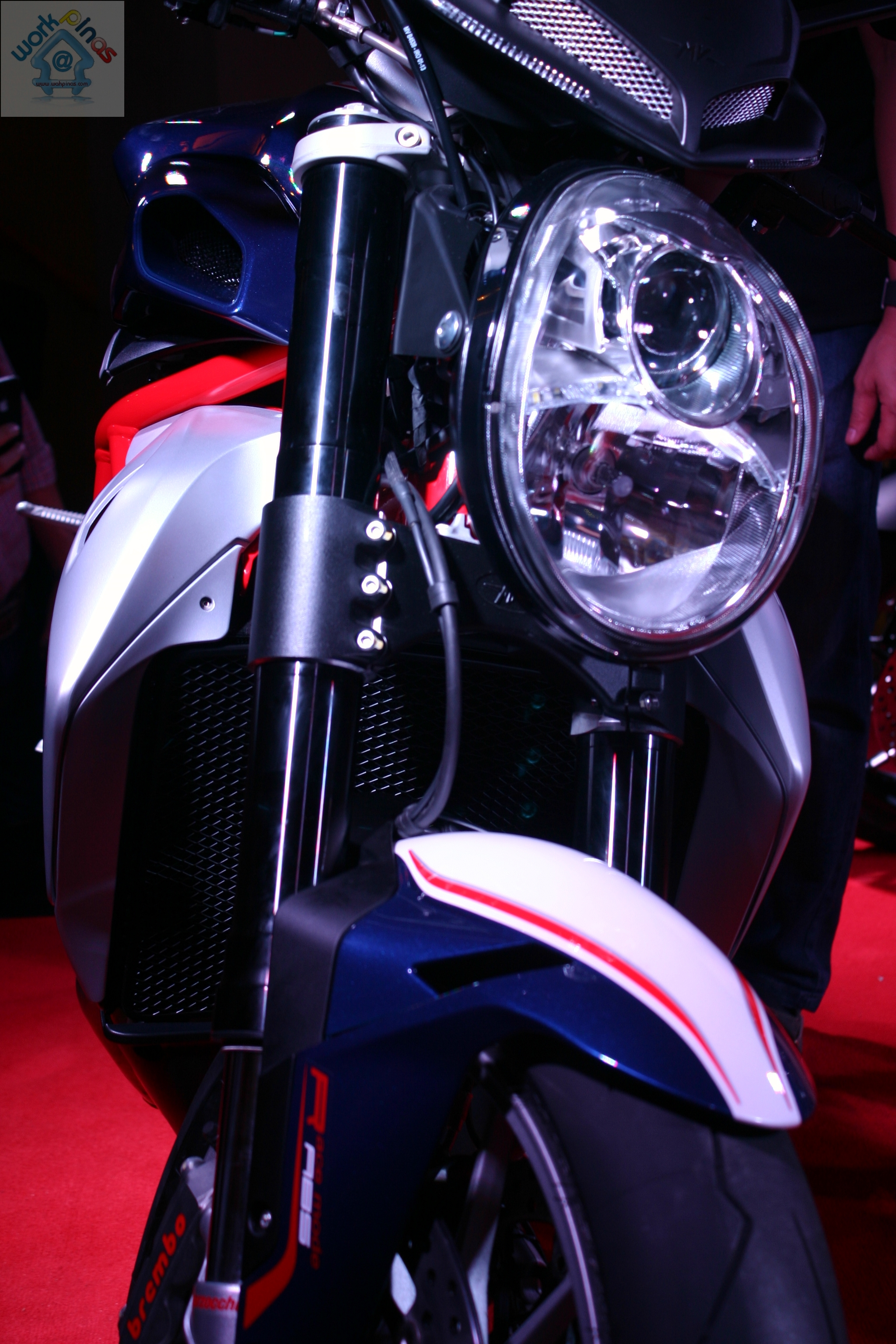 mv agusta launch in the philippines at mango tree | w@hpinas