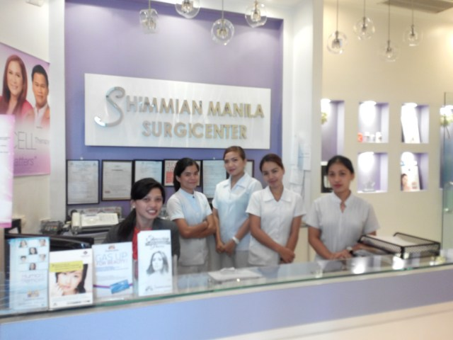 Everybody  at Shimmian were very accommodating and kind.