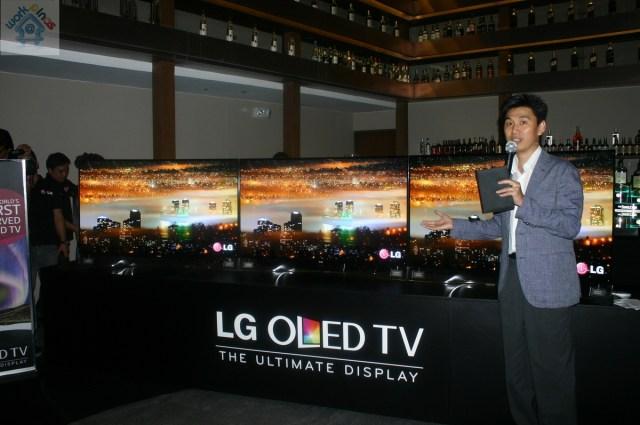 LG Curved OLED TV 08