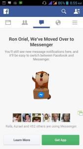 faceboom messenger