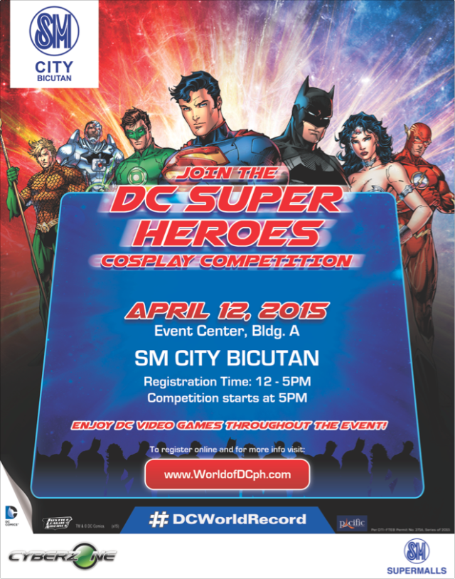 SMBT DC World of Record Mall Poster