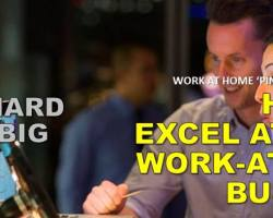 Join us for on June 18th on a webinar on How to Excel your Work At Home Business