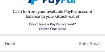 Withdraw your Paypal Funds to your GCASH account –  FAST!