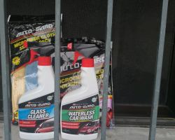 AutoGard products helps you keep your car clean without much fuss