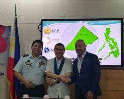 Globe, DICT and AFP announce Free SMS and Voice calls for People in Marawi
