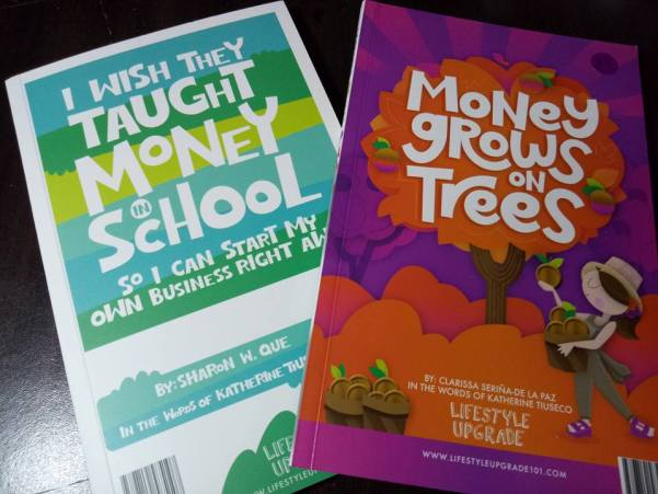 Money doesnt grow on trees or does it whpinas reviews of once again written in two perspectives we share personal stories and our own money blueprint wishing to inspire our readers to learn more about money and malvernweather Images