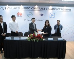 Strengthening ties between Huawei and Fort Bonifacio Development Corporation with new partnership