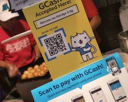 GCASH Scan to Pay rolled out in Mercato Centrale BGC