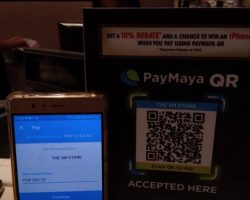 Paymaya Partners with the SM Store to bring cashless payments