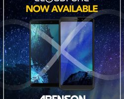 Cloudfone mobile phones now Available in Abenson Stores