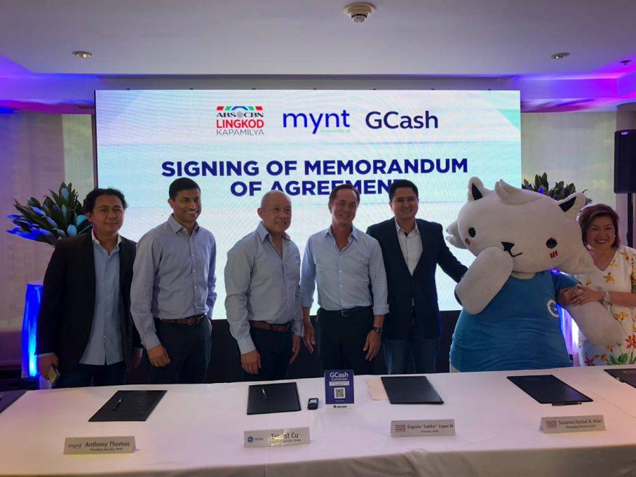 GCASH partners with ABS-CBN Lingkod Kapamilya Foundation