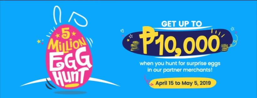 Hunt for prizes with GCash Easter Egg Hunt promo! | W@HPINAS