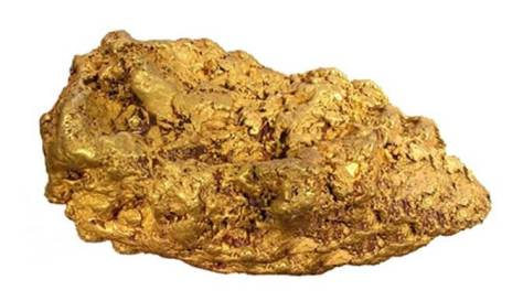 Gold - Nugget