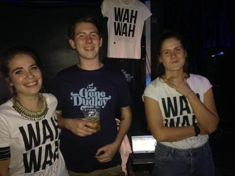 Pauline, Jack and Marie