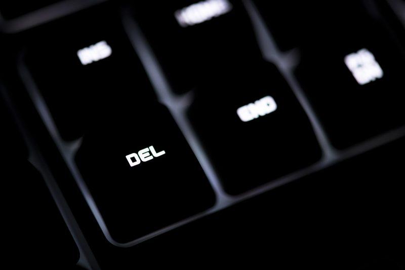 DEL tastiera