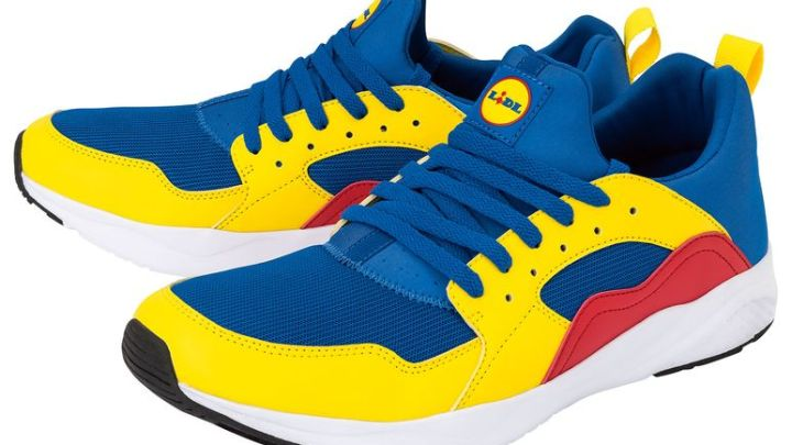 lidl sneaker