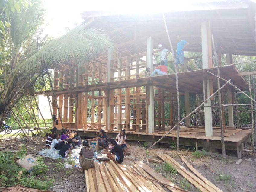 Uloang Daad Nuhu Evav Community Building