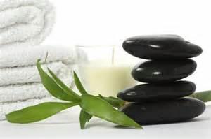 Hot stone 1 massage