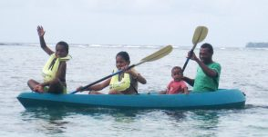 Kayak family HS