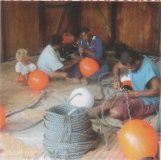 Waitabu villagers learned to splice and then spliced all their own mooring ropes.