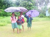 Cyclone - off to school