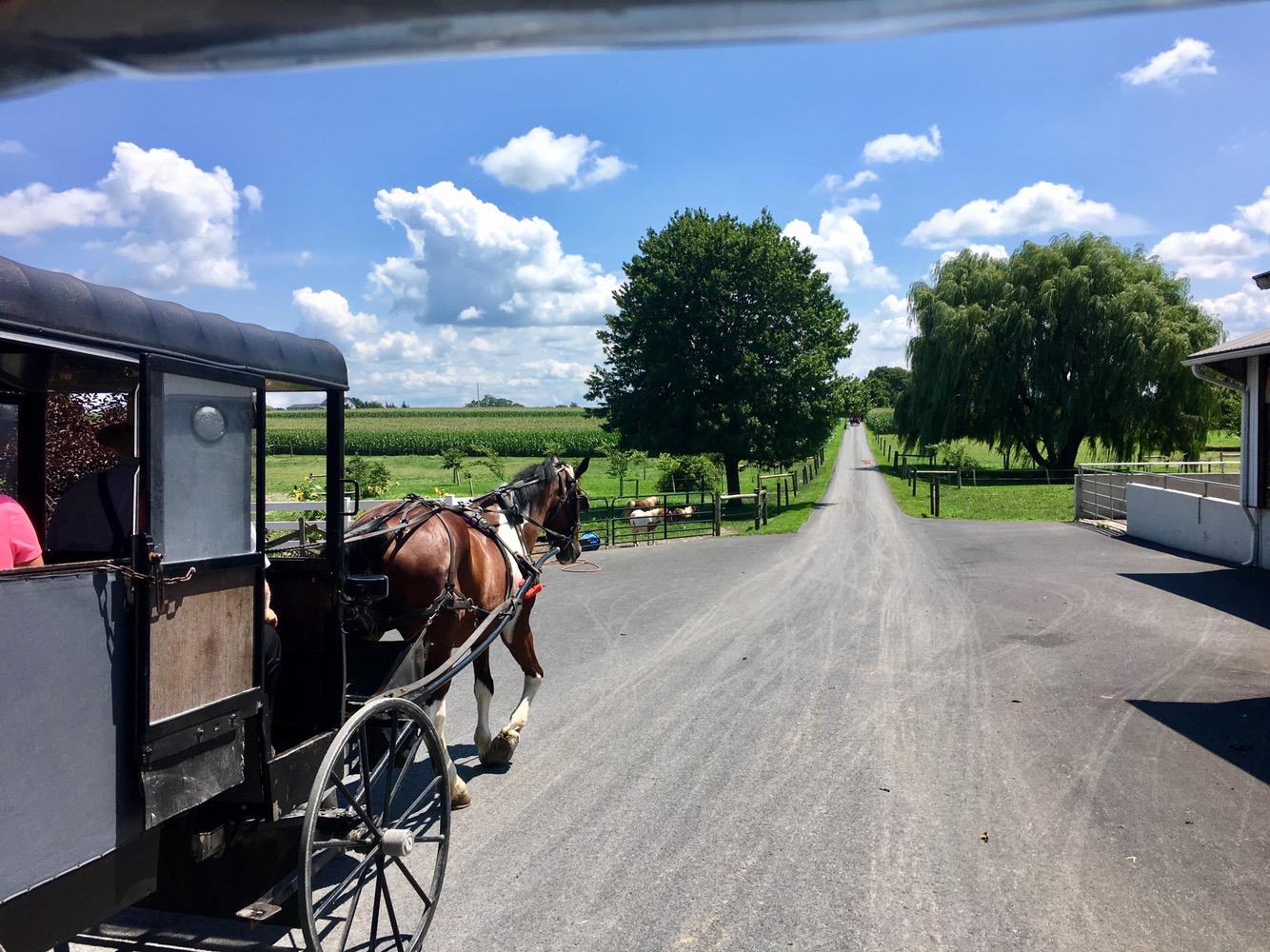 Podłączenie Amiszów