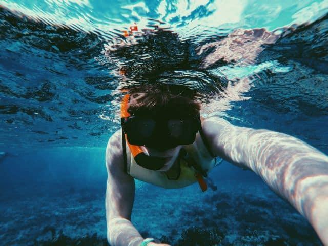Alicante, Hiszpania Poniente - nurkowanie z maską i rurką