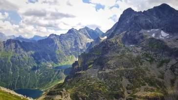 góry w Zakopanym