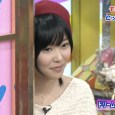 Show: Waratte Iitomo! (February 15, 2012) Sasshi has mentioned on various TV shows that she's an idol wota. On AKBINGO, she did otagei dance a couple of times and on […]
