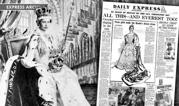 Not only was it Coronation Day for the young Queen Elizabeth II but – just to cap things off – news came through that Edmund Hillary had become the first mountaineer to reach the summit of Mount Everest, the world's highest peak