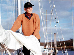 Sir Francis Chichester Completes Circumnavigation of the World on 28th May 1967