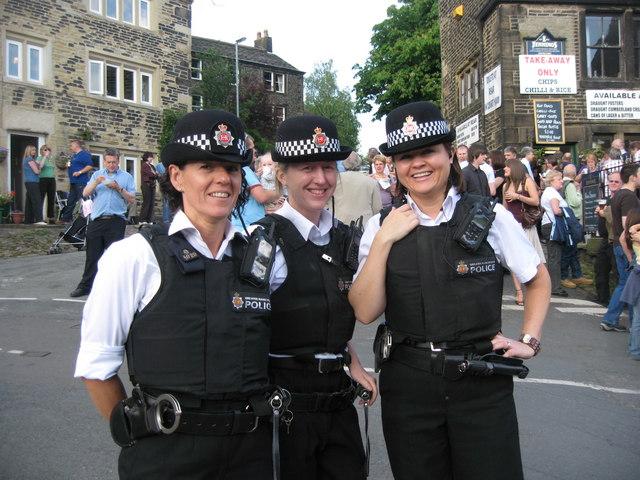 UK: Only In Bristol – PC Spliffs Up Day Before Police Force Drug Test