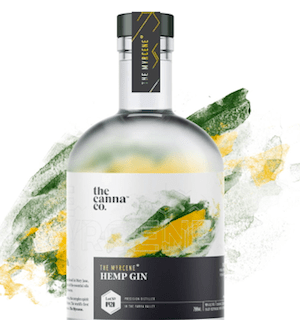 This Weeks' Elixir is…….. Cannabis Gin
