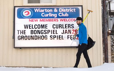 We've Had Weed Fighting & Weed Golf Now Its Time For Canada's First Bongspiel, a Cannabis-Infused Curling Tournament