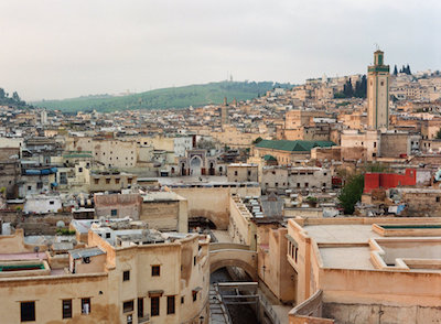 1.6 Tons Of Hash Seized in Fez
