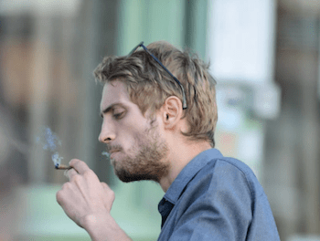 What's He Smoking Then ?  Jeremy Corbyn's Son Spotted With What Looks Suspiciously Like A Spliff