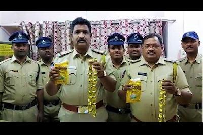 India: Raid on Hyderabad pan (candy) shop leads to bust: 1,400 marijuana chocolates seized