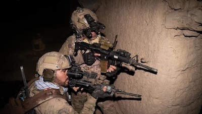 The War On Drugs Never Ends …..Afghan Special Forces Kill 7 Taliban & Seize 650lbs of Hashish