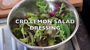 Waiter, Waiter… There's CBD In My Salad Dressing