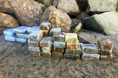 Coasties: Bales of weed wash up on Malibu beach